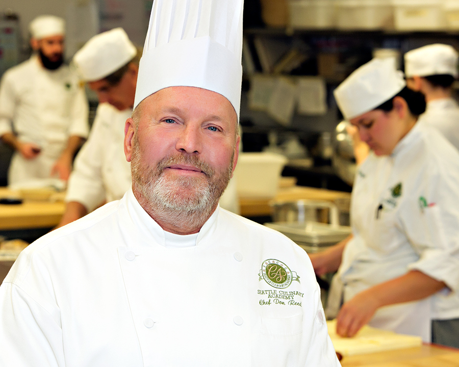 Picture of chef Don Reed