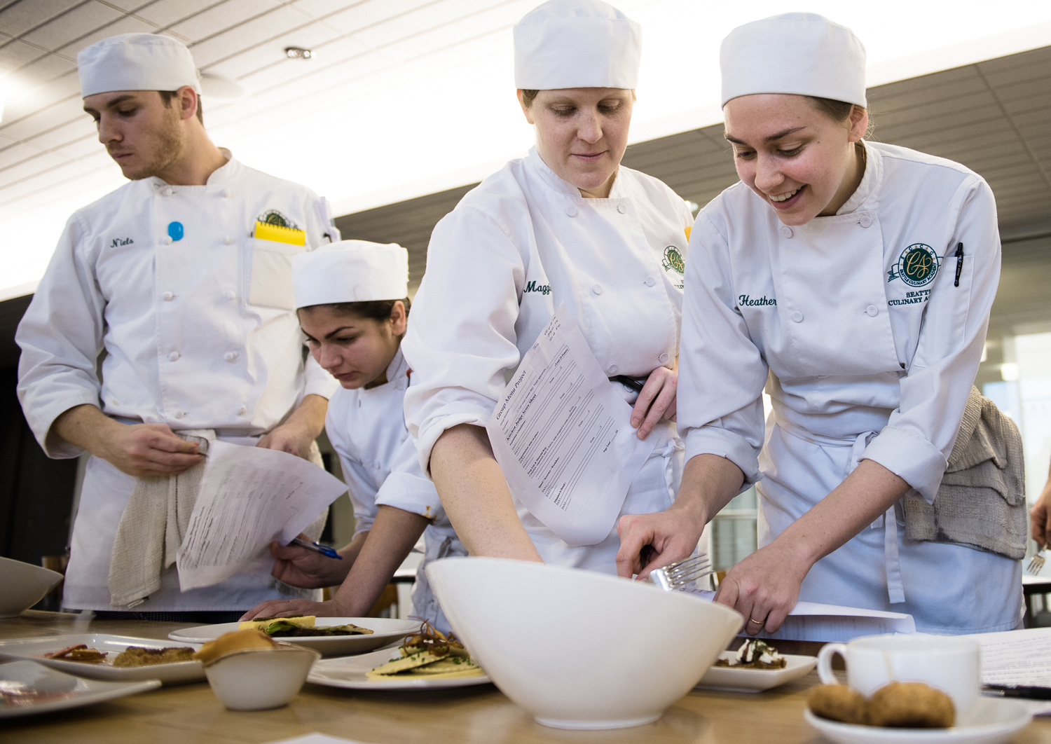career culinary arts Centrally located to downtown, our austin, texas campus is the perfect place to kickoff your career with one of our culinary arts or pastry arts programs.